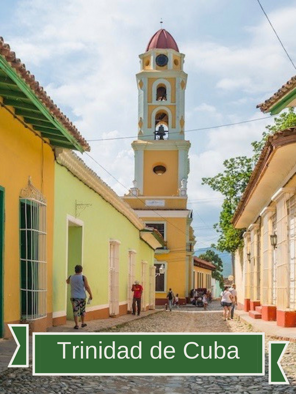 Travel Cuba - Trinidad de Cuba | For those with a love of history or architecture, Trinidad is a great place to visit in Cuba. The heart of Trinidad is Plaza Mayor, the main square surrounded by neo-Baroque buildings. Next door to the plaza is a colonial convent that now houses the Museum of the War Against the Bandits, or the Lucha Contra Bandidos. After exploring the museum, walk uphill away from the Plaza Mayor to shop for handicraft souvenirs. Popular items for sale include hand-sewn tablecloths and napkin linens. Another of the breathtaking structures in Trinidad is the Palacio Brunet Mansion, which now serves as the Museo Romantico. Visit to admire a fantastic collection of 19th century artworks and antiques.