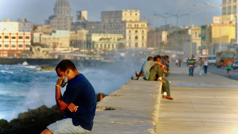 What Are They Listening to on the Street in Cuba?  Buena Vista Social Club It's Not
